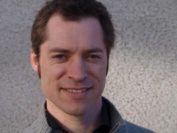 Leif Daniel Houck. (Foto: Frøydis Kvaløy)