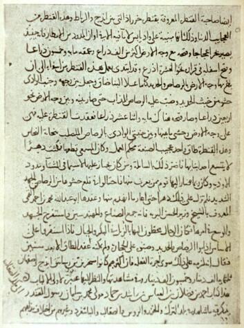 Fra manuskriptene til blant andre Ahmad ibn Fadlan har Jonsson Hraundal hentet ut ny kunnskap om hvordan vikingen oppførte seg i Østen. (Foto: Gilwellian/Wikimedia Creative Commons)