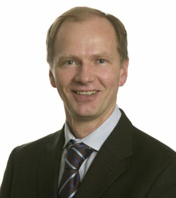 John Olav Giæver Tande (Foto: SINTEF)