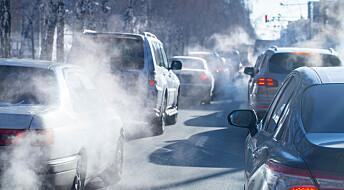 Barn fra områder med mye luftforurensning utvikler oftere schizofreni som voksne