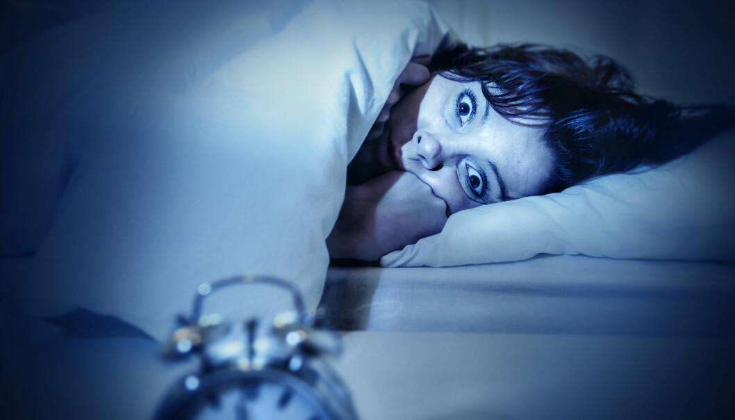 Det er helt vanlig å være mørkeredd, også for voksne mennesker, forteller forskerne.