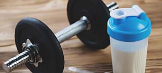 Hvorfor trenger vi ekstra proteiner ved styrketrening?