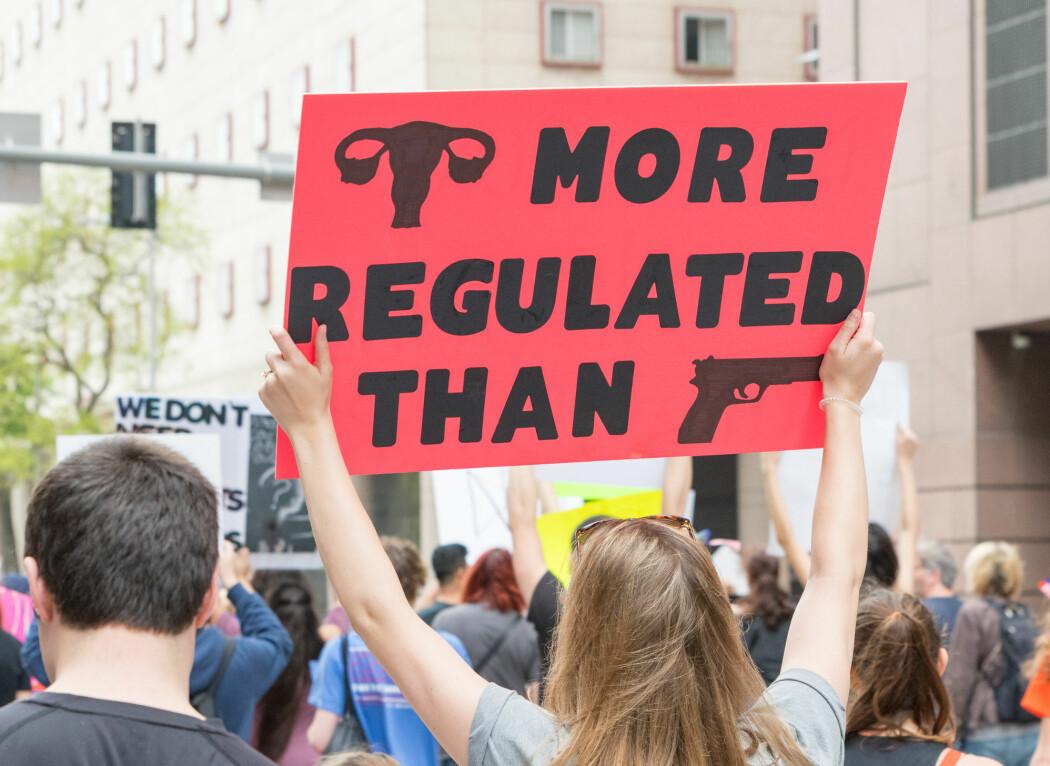 USA har den siste tiden opplevd kraftige innstramminger i abortloven. Nå viser ny forskning at kvinner sjelden angrer på avgjørelsen om å ta abort.