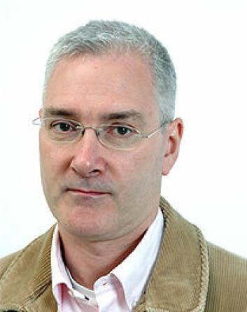 Norman Anderssen er professor ved det psykologiske fakultet ved Universitetet i Bergen. (Foto: UiB)