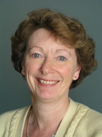 """""""Professor Judith Narvhus. (Foto: Håkon Sparre)"""""""