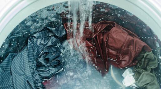 Klesvask på 25 grader er best for klær og miljø, ifølge ny studie