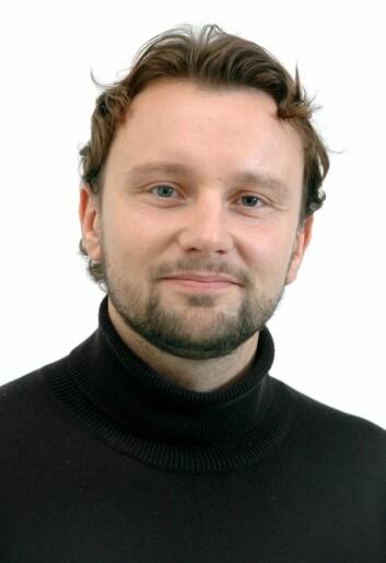 Thorir Jonsson Hraundal (Foto: UiB)