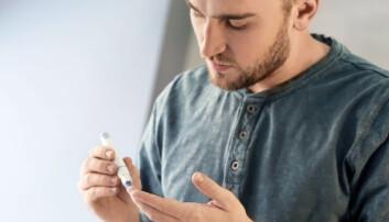 Spørreskjema skaper uro om diabetes type 2