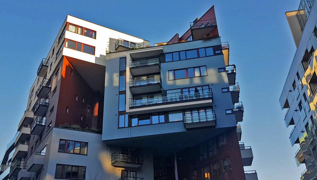 Hvilke typer byrom gir oss en følelse av velvære? Er det steder omgitt av tradisjonell arkitektur og utforming, eller er det på steder preget av moderne arkitektur?