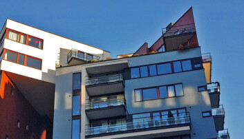 Folk flest trives ikke med moderne arkitektur