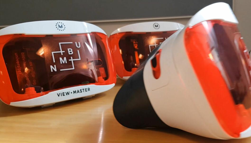 VR-teknologien kan nå brukes med smarttelefon. Dette gjør teknologien relativt billig og tilgjengelig for de fleste.