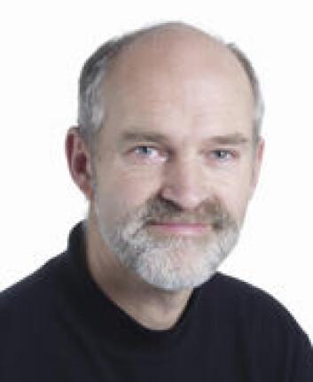 Øyvin Christiansen er forsker ved Uni Helse i Bergen. (Foto: Uni Helse)