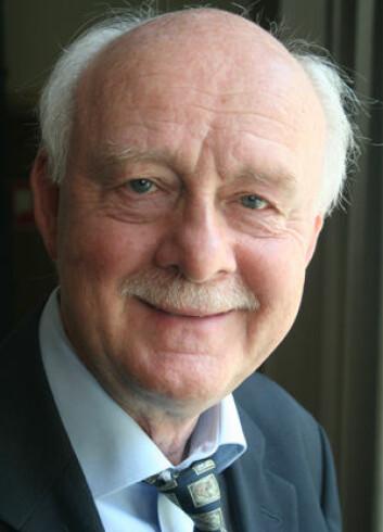 Professor Kristian Kristiansen ved Göteborgs universitet. (Foto: Asle Rønning)