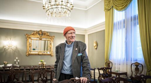 Aldringsforsker får forskningspris av Olav Thon