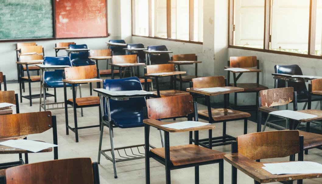 Gamle skolebygg sliter med innemiljøet. Mange plages av hodepine og trøtthet. Men det finnes enkle grep som kan bedre situasjonen, viser forskning.