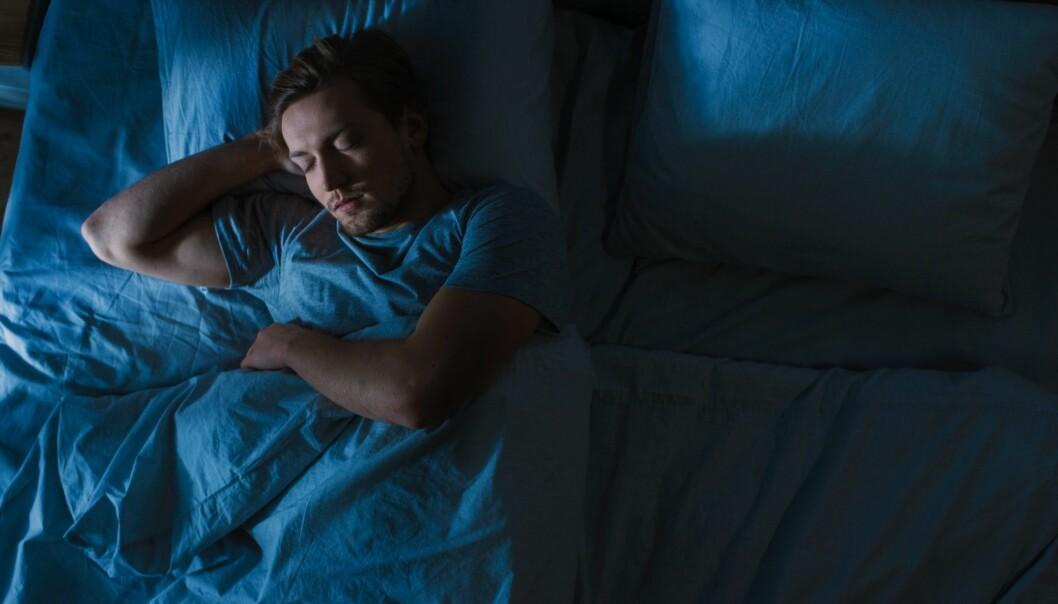 Vi drømmer i flere faser av søvnen enn i REM.