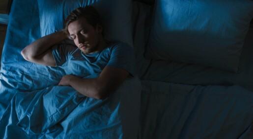 Hva drømmer vi utenfor REM-søvnen?