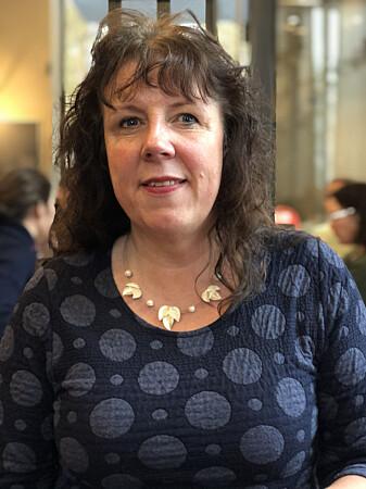 Kristin Berg mener det vil lønne seg om arbeidstakere med nedsatt syn får akkurat den opplæringen de ber om.