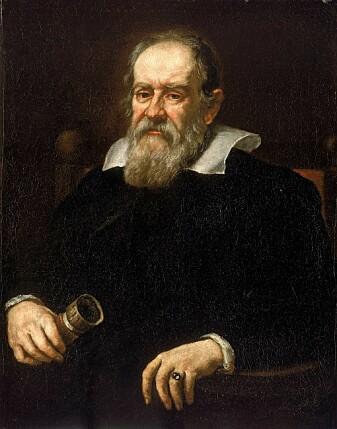 Galileo, lenge forbudt av den katolske kirke.