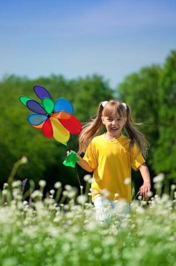Det finnes lite forskning på barn som vokser opp med ikke-heterofile foreldre. (Illustrasjonsfoto: www.colourbox.no)