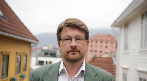 Jørn Øyrehagen Sunde holder Aarebrotforelesningen