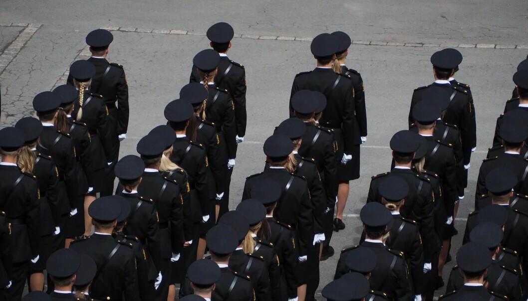 I perioden 2019-2022 bevilger Politidirektoratet 12 millioner kroner til å skrive historien om norsk politi.