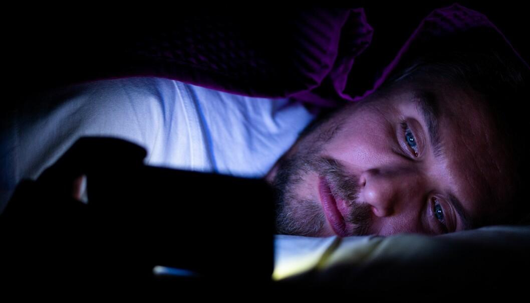 Hvordan skal du klare å slutte å scrolle om kvelden?
