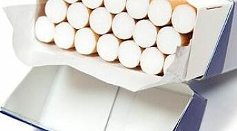 Viktig røykpakke