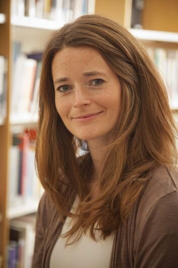 Kristin Glad. (Foto: Lars Sørlie)