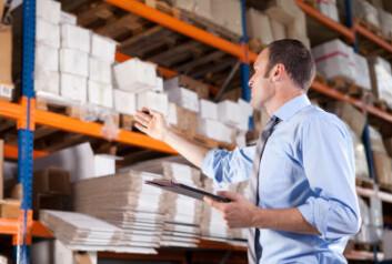 Kontorarbeid er lettere å tilpasse for folk med dårlig helse. (Foto: iStockphoto)
