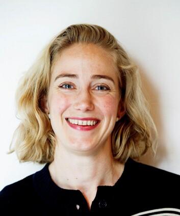 Siri Graff Leknes leder et forskningsprosjekt ved Universitetet i Oslo som kartlegger hjernens endorfinstystem. (Foto: UiO)