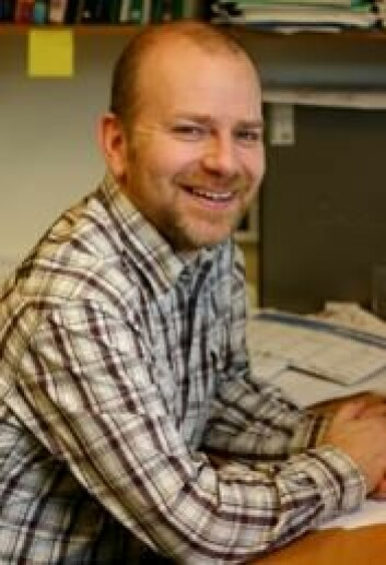 Jon-Arvid Grytnes ved Universitetet i Bergen har ledet dette europeiske forskningsprosjektet. (Foto: Gudrun Sylte, UiB)