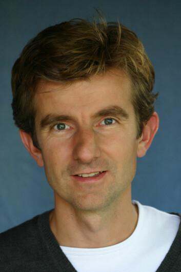 ISF-forsker Jan-Paul Brekke.