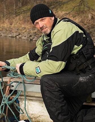 Egil Galaaen Gjølme believes it's necessary to practise water skills outdoors.