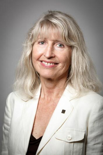 Rektor ved UiS, Marit Boyesen. (Foto: UiS)