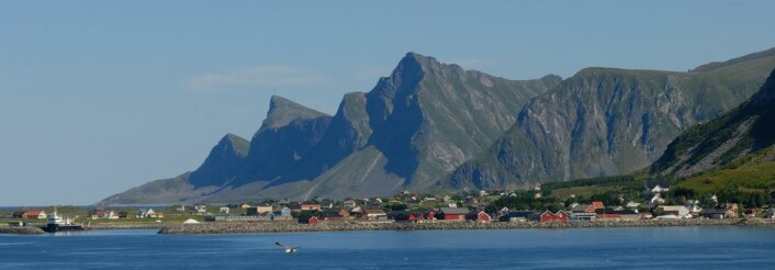 Lofoten (Foto: Colourbox)