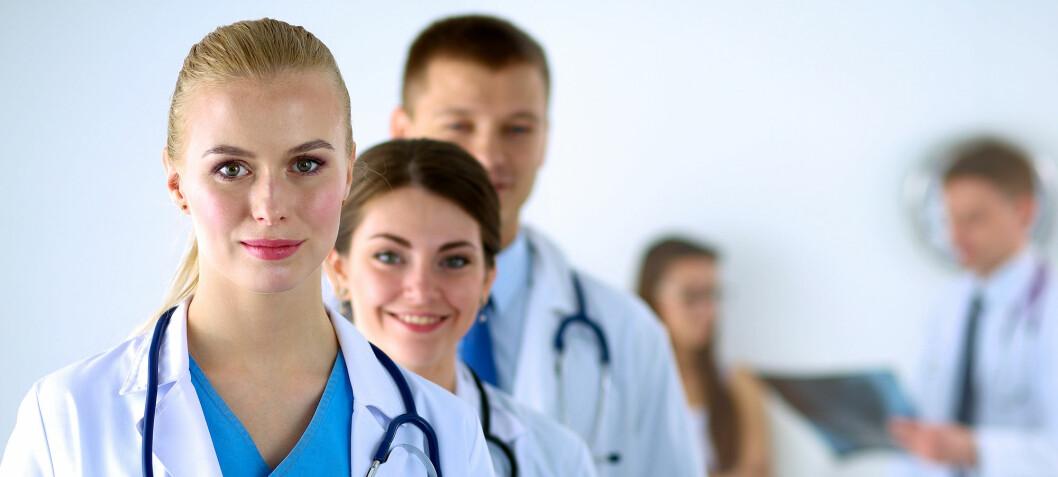 Helsearbeidere finner styrke i fellesskap