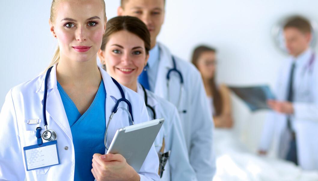 Helsearbeidere som jobber i team har en helt annen fleksibilitet. De kan utvikle tjenestene i nær kontakt med brukerne. De bruker hverandre til faglig oppdatering og til å skape mer fleksible tjenester, ifølge en undersøkelse.