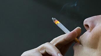 Fire røykfrie uker reduserer risiko ved operasjoner