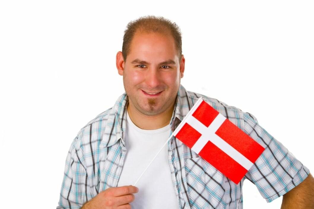 De færreste i Skandinavia mener at ens eget land er bedre enn andres. Danskene er et unntak. (Foto:Colorbox)