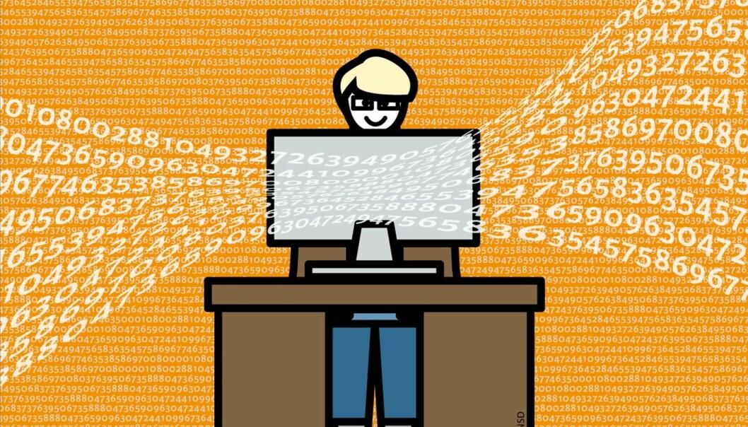 NSDs nye datahåndteringsplan er interaktiv og kan deles med andre prosjektdeltakere.