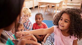 Hva betyr sosial kompetanse for barn?