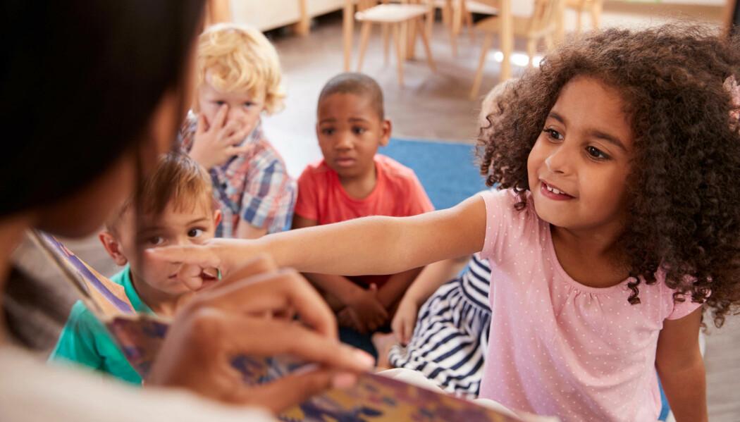Barn trenger sosial kompetanse for å omgås andre på en positiv måte.