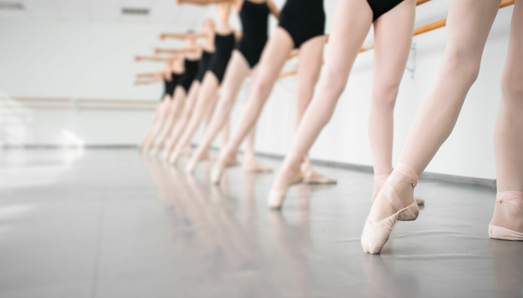 """""""Training should be tough and hard. If courses and training are too easy, young people will go to Britain or Russia instead, in search of more extreme environments"""", says researcher and dancer Heidi Haraldsen."""