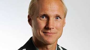 Tormod Heier holder Lektor Fjords minneforelesning