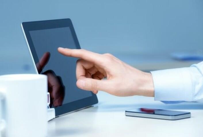 Smarte søk på nett gjer at vi raskt og enkelt finn det vi leitar etter. (Foto: Shutterstock.)