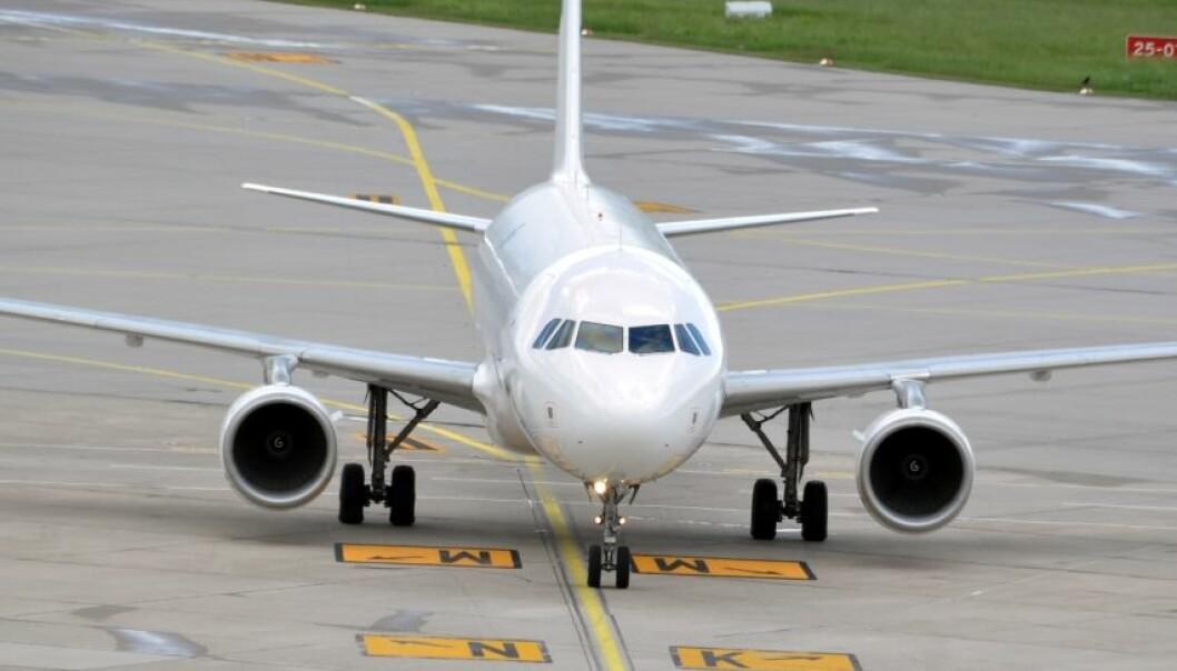 Kan et fly få vannplaning?