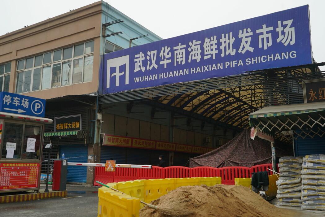 Kinesiske forskere mistenker at lungeviruset som har tatt livet av ni personer, kan ha smittet mennesker ved ulovlig salg av ville dyr.