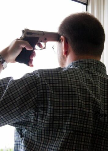 Svært mange familiedrap ender med selvmord. (Illustrasjonsfoto: Colourbox) (Foto: Colourbox)