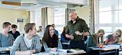 Lærere ønsker å utvikle seg for elevene sine
